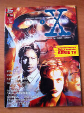The X-FILES nr 2 Magazine Fumetti News ed. Magic Press (1995) ottimo