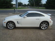 Chrysler: Crossfire Coupe Limited Leather Only 56k Miles!!!
