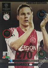 Niklas Moisander Limited Edition - Panini Adrenalyn XL Champions League 2014/15