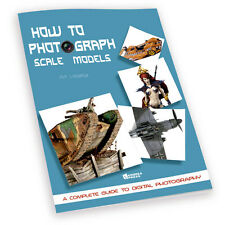 Andrea Press How to Photograph Scale Models Paperback Book