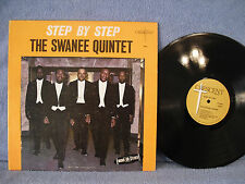 The Swanee Quintet, Step By Step, Crescent Records LP3001, Soul, Gospel