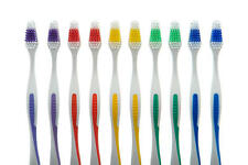 100 Toothbrushes Wholesale Standard Classic Medium Soft Toothbrush