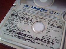 Hard Disk Drive Maxtor 90640D4 P/N 10L6062 HDD 02K3426 IBM