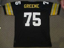 VINTAGE JOE GREENE CHAMPION AUTHENTIC NFL PITTSBURGH STEELERS MENS JERSEY XL 52