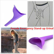 Pee EZ Female Womens Portable Urinal Urine Funnel Camping Travel Toilet Festival