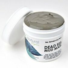 Pure DEAD SEA MUD MASK Facial Anti Age Acne Natural Detox Psoriasis muscle Pain