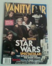 VANITY FAIR STAR WARS COLLECTOR'S EDITION 4 PAGE FOLDOUT COVER 2005