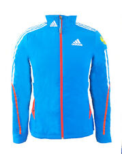 Womens SIZE 14 ADIDAS Universal Padded Coat RUSSIA Climaproof Winter Jacket Rain