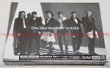 New U-KISS One Shot One Kill First Limited Edition CD DVD Photo Book Japan F/S