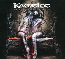 Kamelot, Poetry for the Poisoned, Excellent Special Edition, CD+DVD