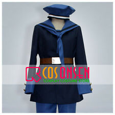 Cosonsen APH Axis Powers Hetalia Norway Cosplay Costume Full Set With Hat