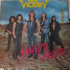 victory hungry hearts 33 tours lp 1987 accept udo