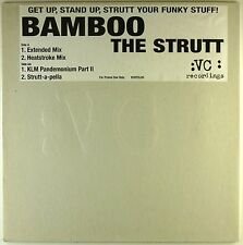 """12"""" Maxi - Bamboo - The Strutt - A3217 - washed & cleaned"""
