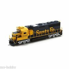 HO Scale GP50 Locomotive w/Sound - Santa Fe (Phase II) #3840 - Athearn #G40634