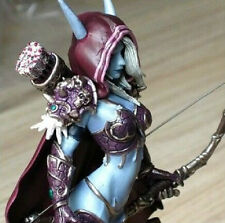 WOW World of Warcraft Forsaken Queen Sylvanas Windrun figur Figurine Figuren