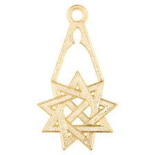 Hochwertig Freimaurer Royal Orden des Schottland Juwelen ROS für Grün Cordon