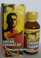Leech Fat + Eurycoma Longifolia Cream Oil for REAL Penis Enlargement!