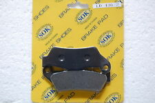 REAR BRAKE PADS BMW 2003-2006 K1200GT, 2005-2010 K1200R, 2005-2008 K1200S