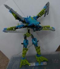 Lego Bionicle Assembled NOCTURN figure 8934 with Glow in the dark pieces