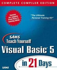 Sams Teach Yourself Visual Basic 5 in 21 Days: Complete Compiler Edition