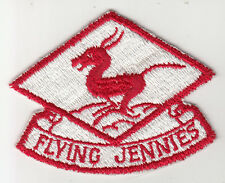 Wartime Flying Jennies Patch / Aviation Insignia