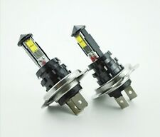 2X 40W H4 9003 HB2 CREE LED 6000K White 1500LM Projector Fog Driving Light Bulbs