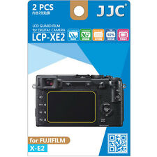 JJC LCP-XE2 Ultra hard polycarbonate LCD Film Screen Protector For Fuji X-E2 XE2