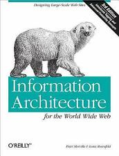 Information Architecture for the World Wide Web: Designing Large-Scale-ExLibrary