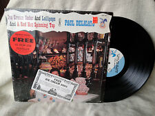Paul Delicato LP Ice Cream Sodas and St Louis Missouri Obscure Coupon NM