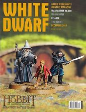 White Dwarf THE HOBBIT STRATEGY BATTLE GAME warhammer 40,000 40k citadel