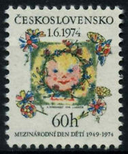 Czechoslovakia 1974 SG#2170 Childrens Day MNH #D39082