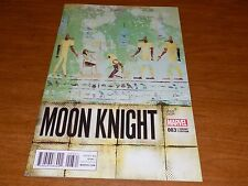 Moon Knight #3 (2016) 1:25 Veregge variant in NM or better condition - Net Flix!