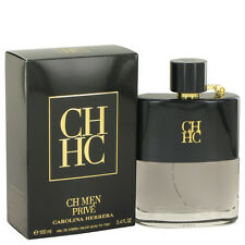 CH Men Prive By Carolina Herrera 3.4oz/100ml Edt Spray For Men New In Box