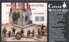 Caesar Miniatures 1/72 B11 Modern US Soldiers in Action