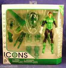 "DC Comics Direct Icons n. 09 6"" Action Figure GREEN LANTERN Hal Jordan Dark Days"