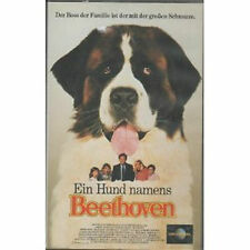 Ein Hund namens Beethoven auf VHS als Sammlerstück