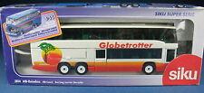 SIKU 3814 - Mercedes Reisebus O 404 DD - Globetrotter - NEU in OVP - 1:55 - Bus