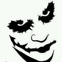 The joker  laptop Vinyl Sticker/Decal, Car/Window/Bumper JDM EURO