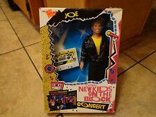 1990 HASBRO--NEW KIDS ON THE BLOCK IN CONCERT--JOE FASHION FIGURE (NEW)
