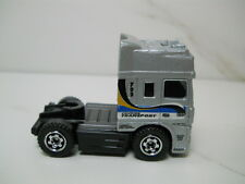 Matchbox DAF XF95 Space Cab Silver Paint  1/64 Scale JC22