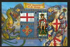 GIBRALTAR SGMS1055 2003 DEATH ANNIV OF ST.GEORGE  MNH