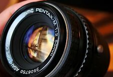 Fuji X mount (mirrorless) fit - 50mm f2 PENTAX Manual Focus LENS X-Pro E1 E2