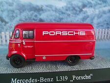 "1:43 PREMIUM CLASSIXXs (Germany) MERCEDES L319   ""Porsche"" limited 1 of 1000"