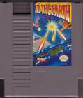 TO THE EARTH with cosmetic flaws ORIGINAL SYSTEM GAME NINTENDO NES HQ
