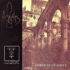 AT THE GATES Gardens Of Grief/GROTESQUE In The Embrace Of Evil CD 2001 Century M