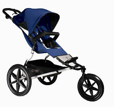 Mountain Buggy 2014 Terrain Single Stroller in Navy BRAND NEW!