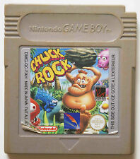 CHUCK ROCK sur Nintendo GAME BOY