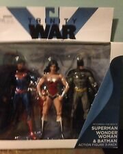 DC Comics Trinity War Action Figures