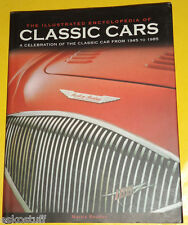 The Illustrated Encyclopedia of Classic Cars 2008 Auto Pictorial Book Great Pics