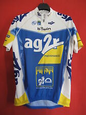 Maillot cycliste AG2R Décathlon B'Twin racing Tour de France 2007 - XL